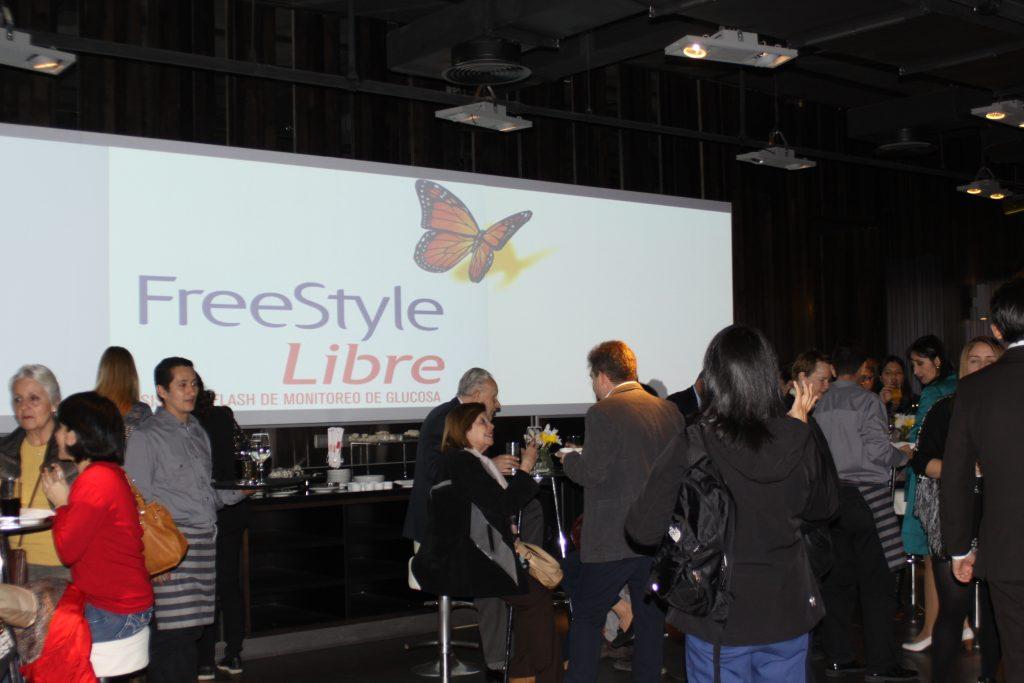Lanzamiento FreeStyle Libre para Abbott – Chile