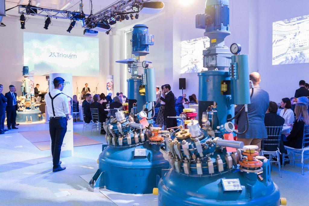 Inauguración de Planta de Reactor para Laboratorio Triquim – Argentina