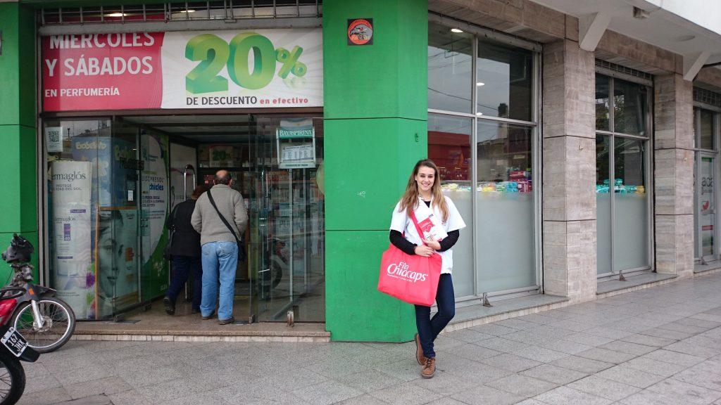 Activación en Canal Farmacias de FitoChiacaps para Elea – Argentina
